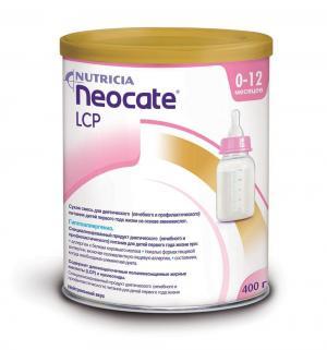 Молочная смесь  Neocate LCP 0-12 месяцев, 400 г Nutricia