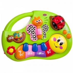 Развивающая игрушка  Пианино Веселые жучки Play Smart