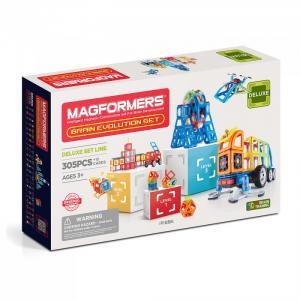 Конструктор  Магнитный Brain Evolution set (317 деталей) Magformers