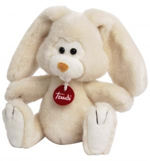 Мягкая игрушка  Заяц Вирджилио кремовый 24 см цвет: Trudi