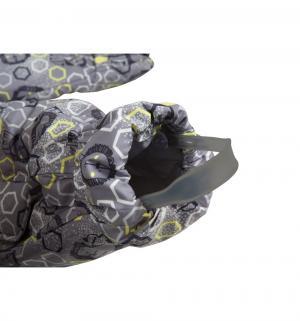 Комбинезон Храбрый львенок, цвет: серый Ma-Zi-Ma by Premont