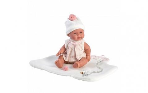 Кукла в розовом 26 см Llorens