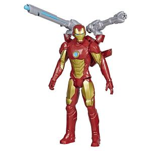Игровая фигурка Marvel Avengers Titan Hero Series Железный человек, 30 см Hasbro. Цвет: разноцветный