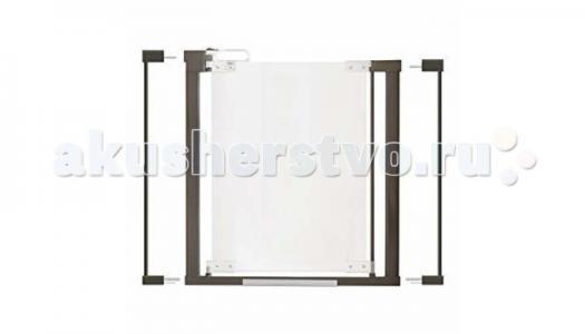 Ворота безопасности прозрачные ClearView AutoLock 76-96 см Safe&Care
