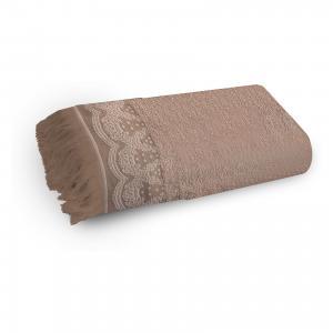 Полотенце махровое 50*90 Белладжио, , бежевый Cozy Home