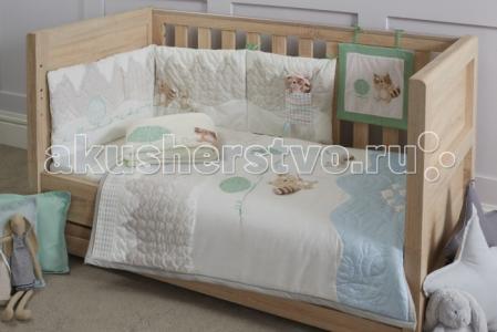 Комплект в кроватку  Outdoor Adventures (7 предметов) Tutti Bambini