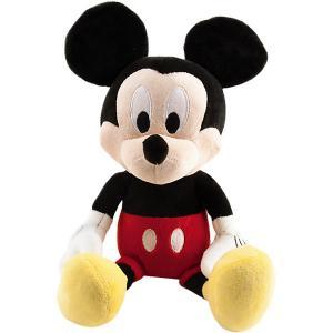Disney Мягкая игрушка Микки и весёлые гонки: Маус (34 см, звук) IMC Toys