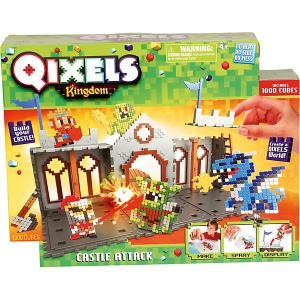 QIXELS Набор для творчества Королевство. Захват замка. Spin Master