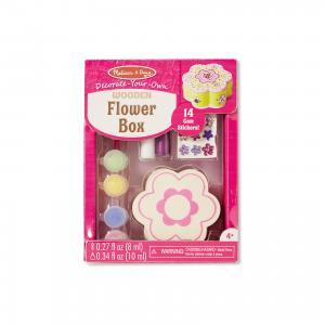 Набор создай свою шкатулку Цветок Melissa & Doug