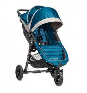 Прогулочная коляска  City Mini GT с бампером Belly bar mounting brackets, цвет: teal Baby Jogger
