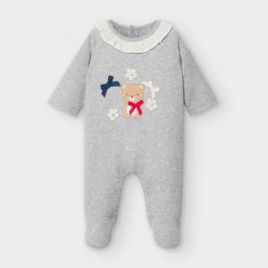 Newborn Пижама для девочки 2758 Mayoral