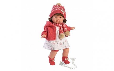Кукла Лола 38 см со звуком L 38558 Llorens