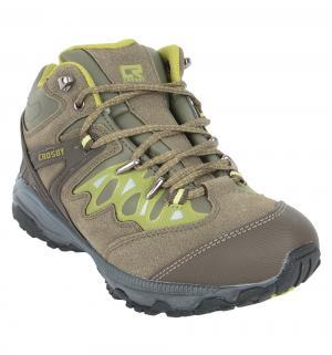 Ботинки , цвет: хаки Crosby