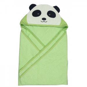 Полотенце с капюшоном Панда 100х100 см Forest