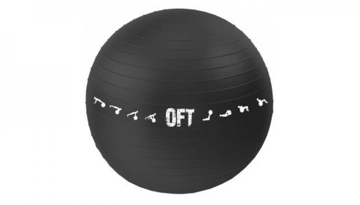 Гимнастический мяч 75 см FT-GBPRO Original FitTools