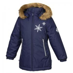 Куртка  Loore, цвет: синий Huppa