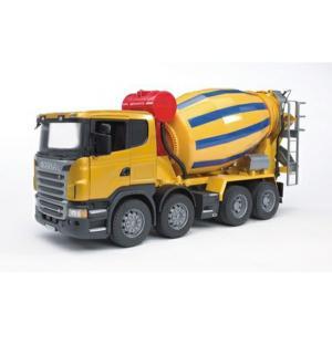 Бетономешалка  Scania 57.5 см Bruder