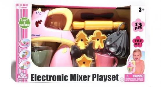 Миксер с набором для выпечки Red Box