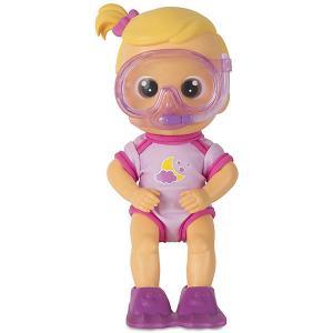 Кукла для купания  Луна IMC Toys. Цвет: фиолетовый