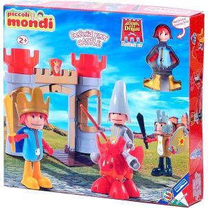 Конструктор  Piccoli Mondi Wizard & Dragon Plastwood