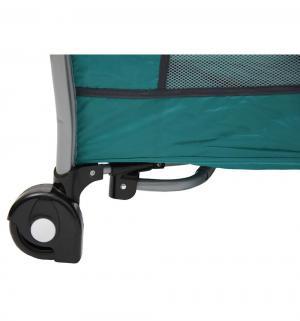 Манеж-кровать  213, цвет: зеленый Selby
