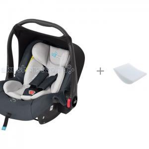 Автокресло  Leo с вкладышем для горизонтального положения в Автомалыш Baby Design