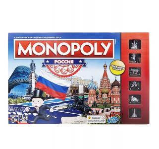 Настольная игра  Россия (новая уникальная версия) Monopoly