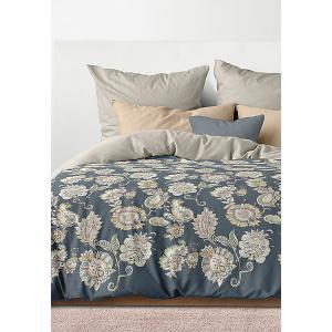 Комплект постельного белья  Фабрис, Евро Романтика. Цвет: разноцветный