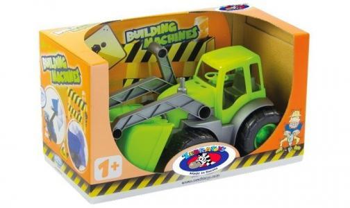 Трактор с ковшом ZebraToys