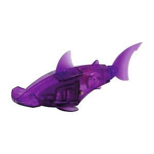 Микроробот  Светящаяся рыбка Hexbug. Цвет: фиолетовый
