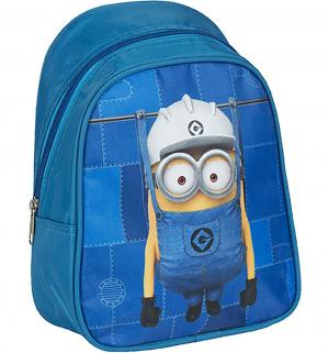 Рюкзачок дошкольный  Гадкий Я малый 21.5х20х8 см Миньоны