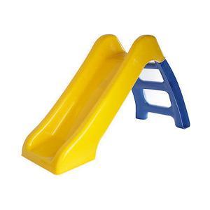 Горка , желто-голубая Пластик. Цвет: blau/gelb