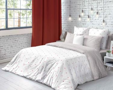 Постельное белье  1.5 спальное Amour (4 предмета) Волшебная Ночь