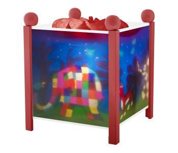 Светильник-ночник в форме куба Elmer Trousselier