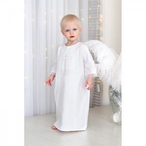Рубашка для крещения Антон Makkaroni Kids