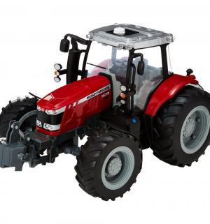 Трактор  Big Farm Massey Ferguson 6613 29 см Tomy