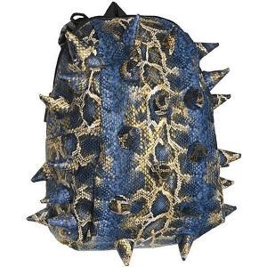 Рюкзак  Pactor Half Boa Blue Gold, синий MadPax. Цвет: синий