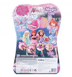 Кукла  Магическая лаборатория Флора 28 см Winx