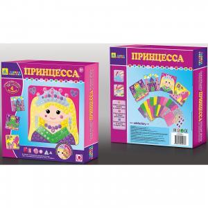 Мозаика-набор для малышей Принцесса Orb Factory