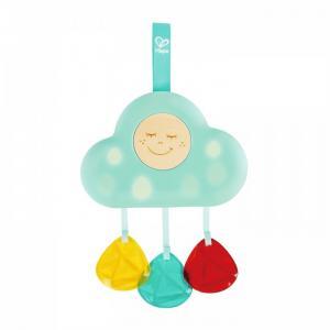 Подвесная игрушка  погремушка Музыкальное облако Hape