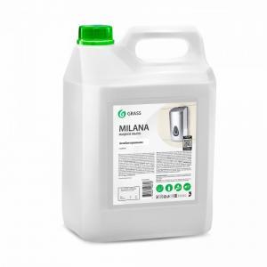 Жидкое мыло Milana антибактериальное 5 кг Grass