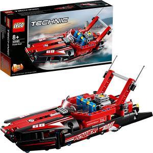 Конструктор  Technic 42089: Моторная лодка LEGO