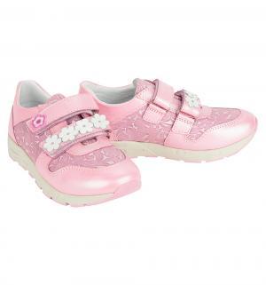 Кроссовки , цвет: розовый Dandino
