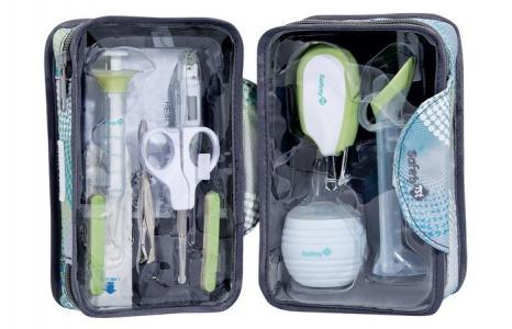 Набор аксессуаров по уходу за малышом (9 предметов) Safety 1st