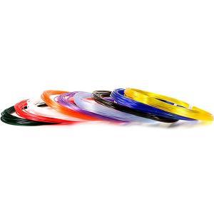 Комплект пластика  PRO для 3Д ручек, 9 цветов в органайзере Unid. Цвет: разноцветный