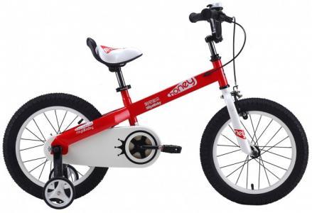 Велосипед двухколесный  Honey Steel 16 Royal Baby