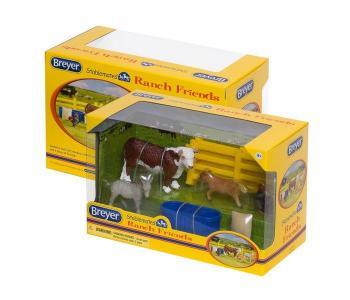 Игровой набор Животные Фермы Breyer