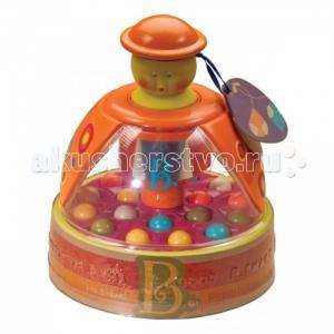 Развивающая игрушка  Юла Прыгающие шарики Battat