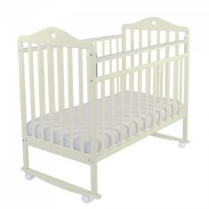 Детская кроватка  Катарина колесо качалка СКВ Компани