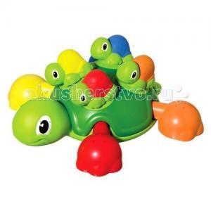 Веселые черепашки для ванной Tomy